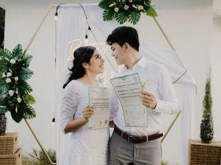 La boda de Rubí y Fer  2