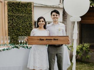La boda de Rubí y Fer  3