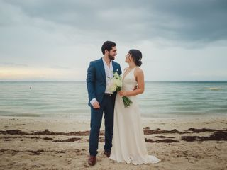 La boda de Gabriela y Raúl