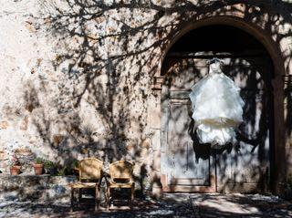La boda de Edna y Uriel 1