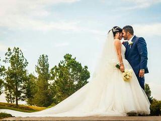 La boda de Ana  y  Yahir 1