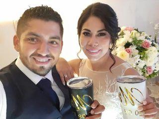 La boda de Ana  y  Yahir