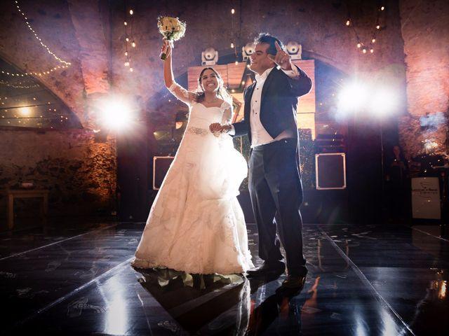 La boda de Pau y Paco