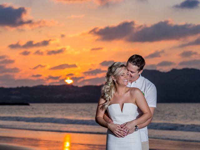 La boda de Leah y Ethan