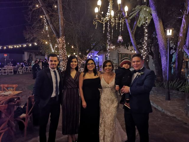 La boda de Luis y Alma en Monterrey, Nuevo León 2