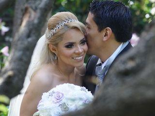 La boda de Rocío  y Arturo  1