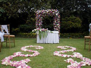 La boda de Rocío  y Arturo  2