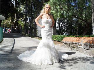 La boda de Rocío  y Arturo  3