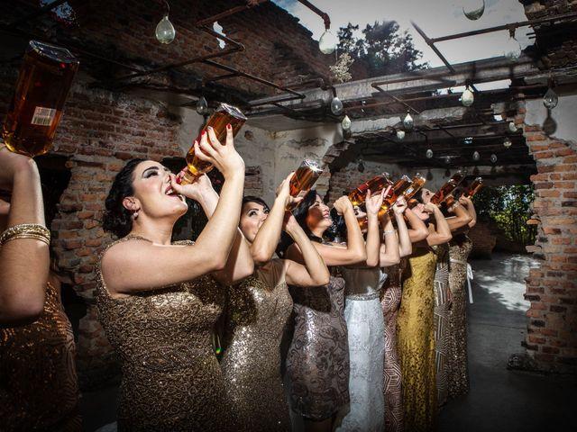La boda de David y Esmeralda en Zapopan, Jalisco 2