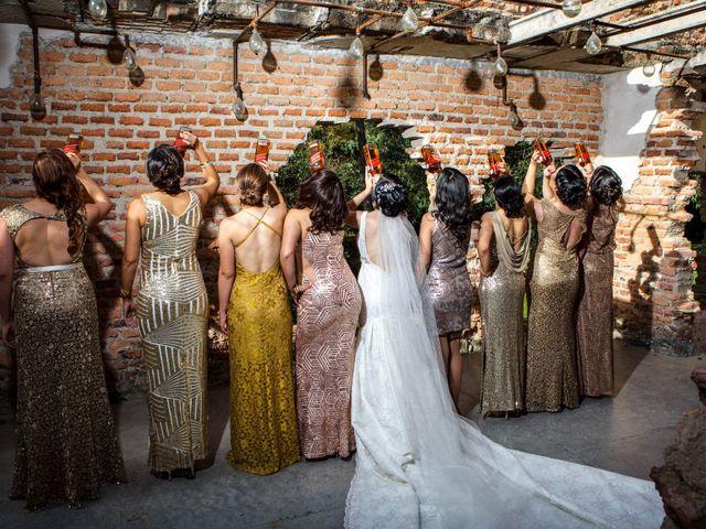 La boda de David y Esmeralda en Zapopan, Jalisco 3