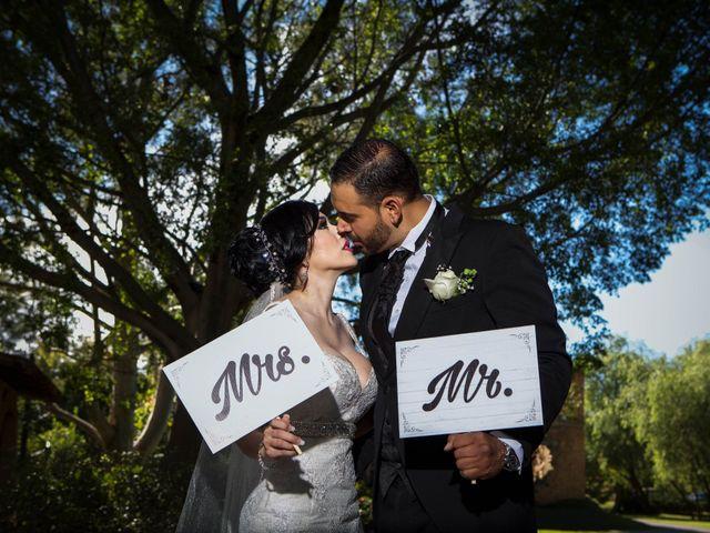 La boda de David y Esmeralda en Zapopan, Jalisco 10