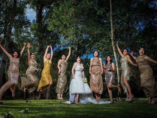 La boda de David y Esmeralda en Zapopan, Jalisco 13