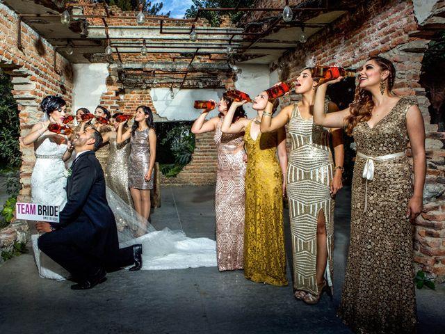 La boda de David y Esmeralda en Zapopan, Jalisco 14