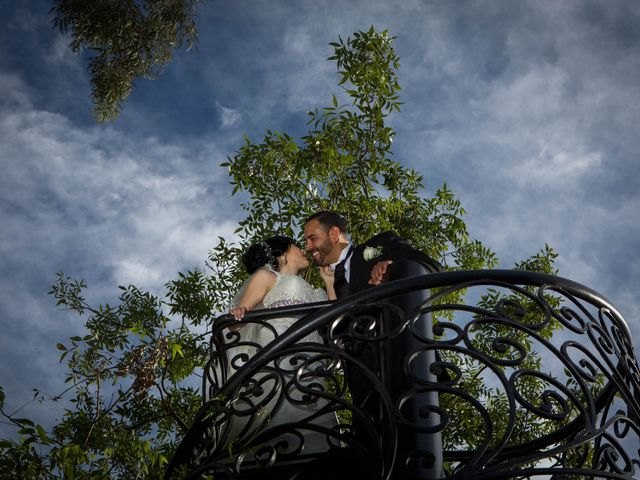 La boda de David y Esmeralda en Zapopan, Jalisco 16