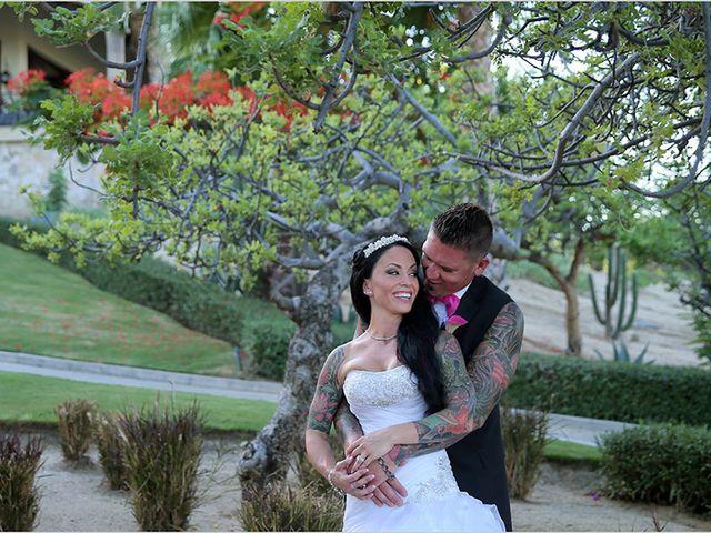 La boda de Cyndi y Jessy