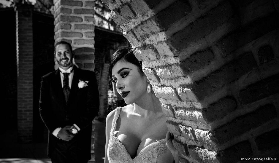 La boda de David y Esmeralda en Zapopan, Jalisco