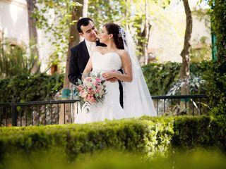 La boda de Gaby y Oswaldo