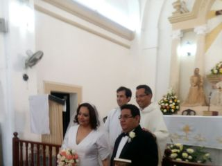 La boda de Olivia y Jesús 1