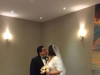 La boda de Olivia y Jesús 2