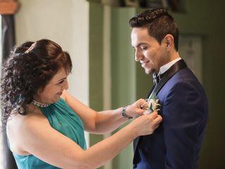 La boda de Leydi y Yoel 1