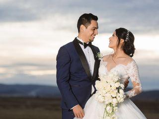 La boda de Leydi y Yoel