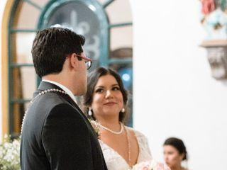 La boda de Belem y Ellan 3