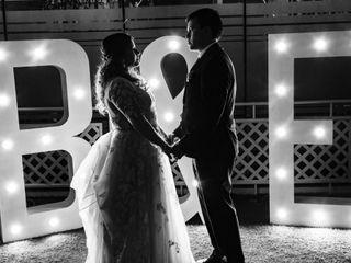 La boda de Belem y Ellan