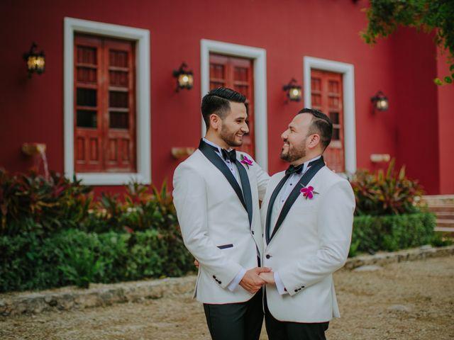 La boda de Genaro y Alejandro