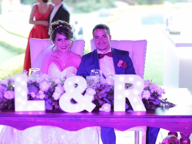 La boda de Liz y Ricardo