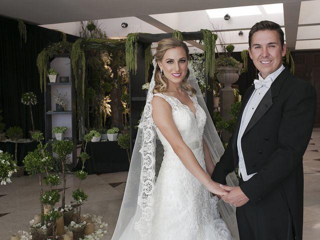 La boda de Ale y Andony