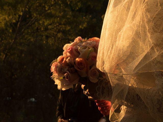 La boda de Ana y Israel