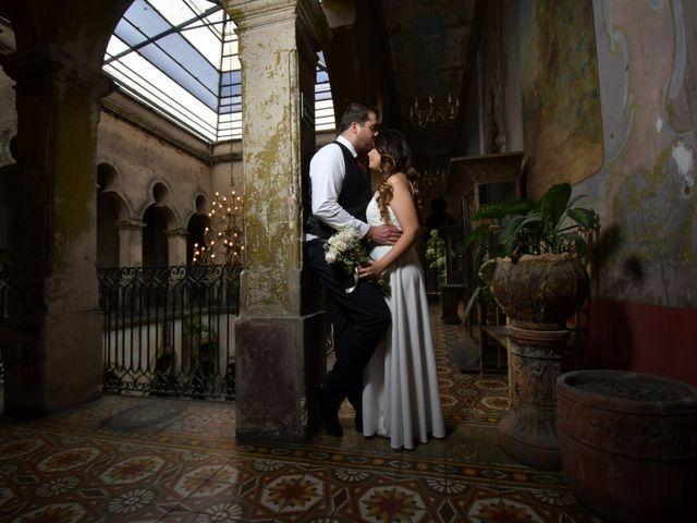 La boda de Anahi y Gustavo