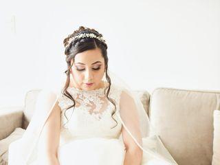 La boda de Lupita y Julio 2