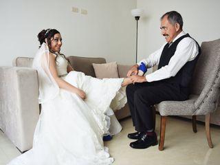 La boda de Lupita y Julio 3