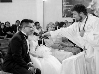 La boda de Myrian y Samuel 1