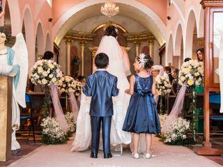 La boda de Myrian y Samuel 2
