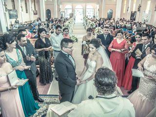 La boda de Myrian y Samuel 3
