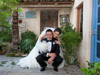 La boda de Myrian y Samuel