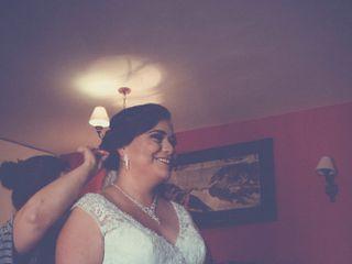 La boda de Yess y Naux 1