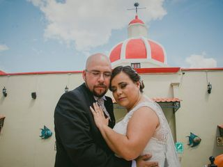 La boda de Yess y Naux