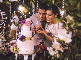 La boda de Are y Tom