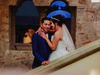 La boda de Fernanda y Luis