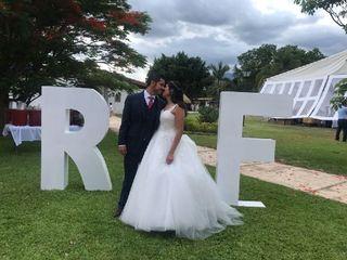 La boda de Fabiola y Raphael