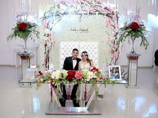 La boda de Lidia  y Edgardo