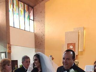La boda de Katherine y Edgar Felipe 1