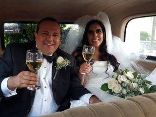 La boda de Katherine y Edgar Felipe