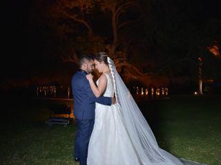 La boda de Paula y monchis