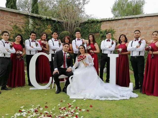 La boda de Cecy y Luis
