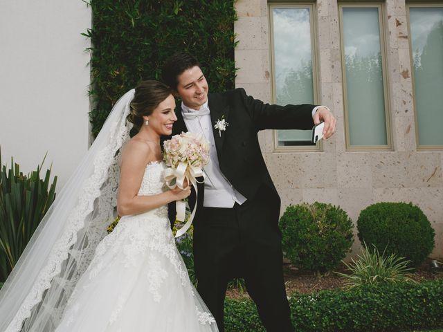 La boda de Ale y Santiago