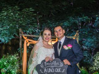 La boda de Emily y Alex 3